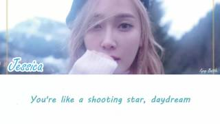 Jessica - Wonderland (English Version) lyrics