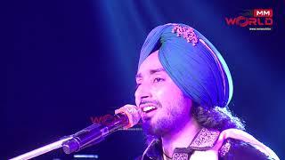 Muqmal Kadi Naa - Firta Hu Aavara - Satinder Sartaaj - Live Ludhiana Show - MM World
