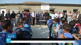 القوات الإسرائيلية تهدم مدارس فلسطينية قبل يوم على بدء العام الدراسي