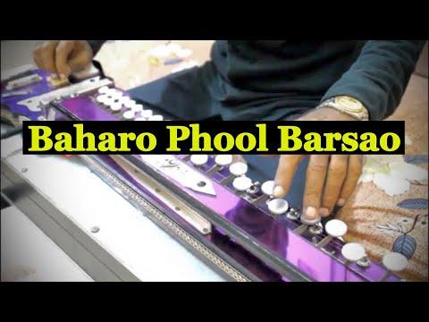 Baharo Phool Barsao Banjo Cover Ustad Yusuf Darbar