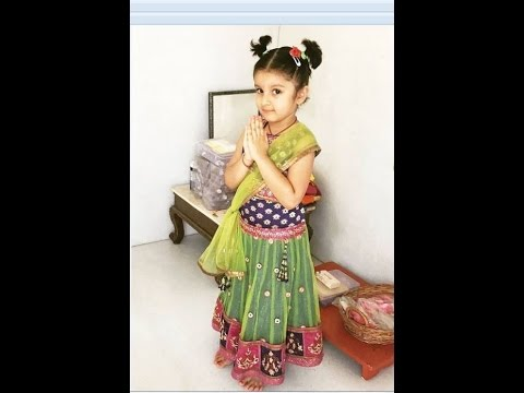 Mahesh Babu's Daughter Sitara Very Cute Video - Wow Superb !!