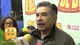 Jorge Ortíz de Pinedo confía en que José José está muy bien y ya planea ir a buscarlo a Miami.