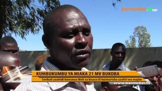 Matukio Kumbukumbu ya Miaka 21 MV Bukoba Mwanza barmedas.tv HD