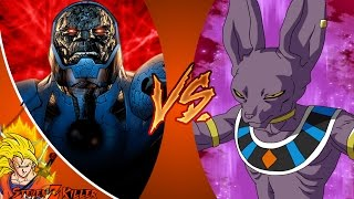 NEW 52 DARKSEID vs BEERUS! Cartoon Fight Club Episode 112 REACTION!!!
