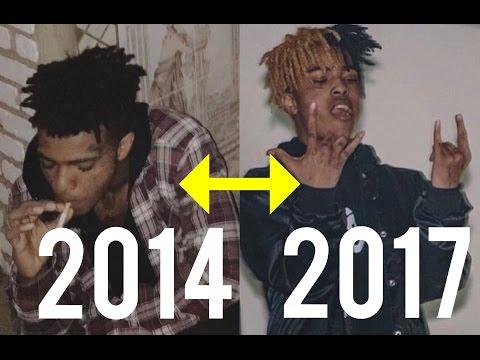 The Evolution Of XXXTentacion(2014-2017)