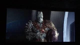 Miek's Dead Thor