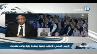 حسن: رمزية محمد نجيب هي تعني وفاء قائد مصر وجيشه لقيادات القوات المسلحة المتعاقبة