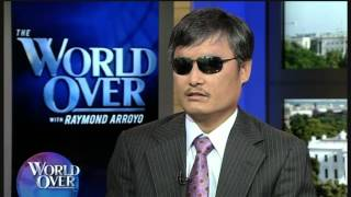 World Over - 2015-07-23 – Human Rights Activist Chen Guangcheng with Raymond Arroyo