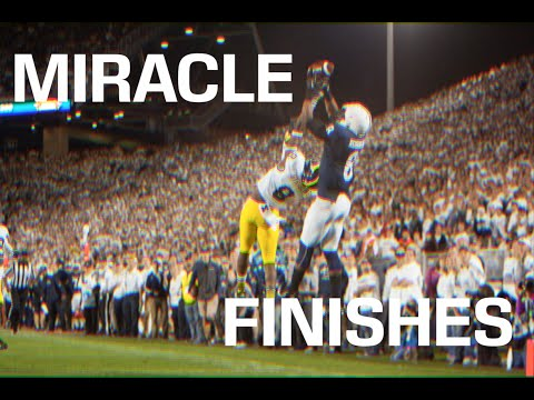 College Football Miracle Finishes Part 3