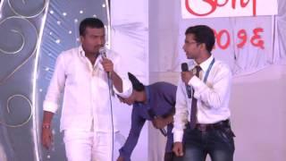 Marathi Funny drama in college festival