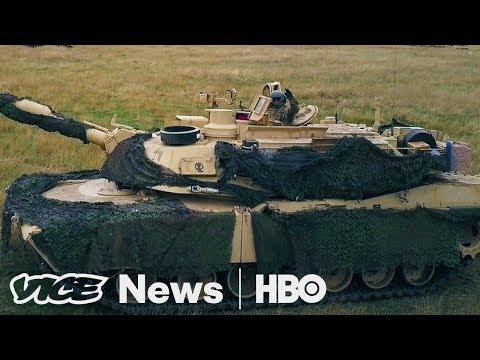 U.S. Troops in Romania & Saudi Arabia's Comic Con: VICE News Tonight Full Episode (HBO)