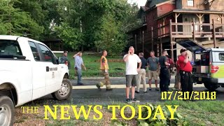 Branson, Missouri, Tourist Cheer Marred By