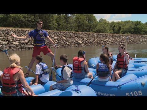Kate Faces Her Fears And Goes Whitewater Rafting Kate Plus 8