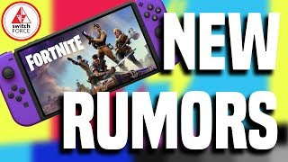 NEW Fortnite Switch Rumours! E3 Reveal Happening?!