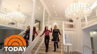 Priscilla Presley Gives Exclusive Tour Of Elvis' Guest House At Graceland | TODAY