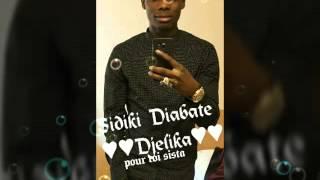 Sidiki diabate pour sa sœur Djelika
