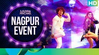 Munna Michael Live in Nagpur | Ding Dang | Tiger Shroff & Nidhhi Agerwal
