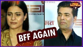 Kajol – Karan Johar Bond Like Two Friends | Bollywood News