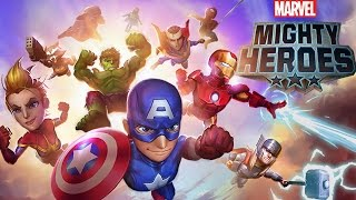 Marvel Mighty Heroes - lets play epic games