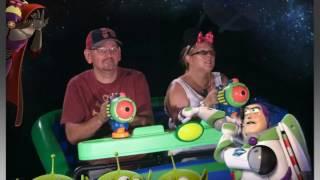 Disney World Photo pass Magic Shots