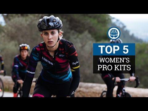 Top 5 - Women's Pro Kits