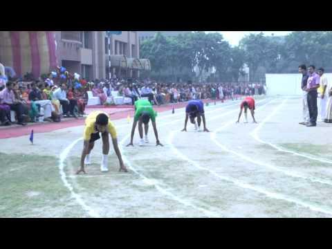 A 15yrs Indian boy runs 200m Sprint in 26.5sec!!