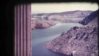 Coolidge Dam Circa 1955