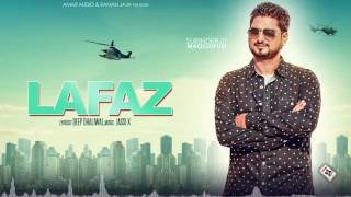 LAFAZ || SURINDERJIT MAQSUDPURI || New Punjabi Songs 2016 || HD AUDIO