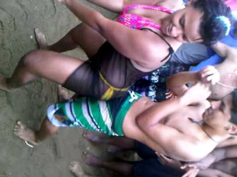 Playa el yate la guaira con la samba part 4