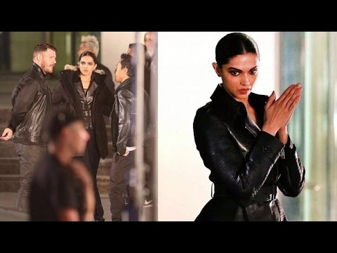 Check out Deepika's all new avatar in this still from xXx