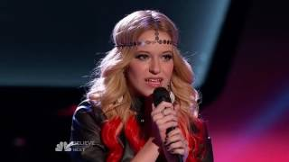 the voice usa - Blake Vs  Shakira , Adam , Usher