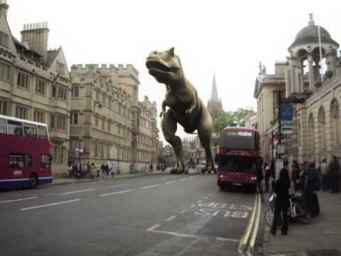 Dinosaur 3d max 2008