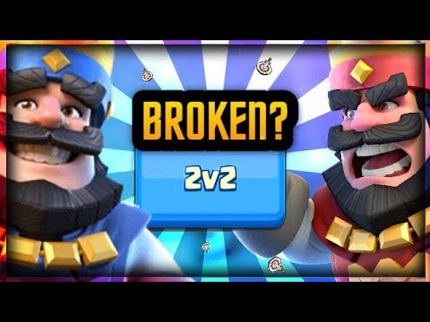 Is 2v2 BROKEN!?! How Can We Fix It? (CWA Theory)