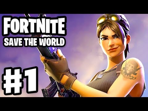 Xxx Mp4 Fortnite Save The World Gameplay Walkthrough Part 1 Stonewood PC 3gp Sex