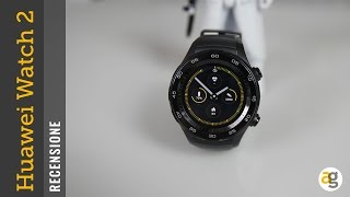 RECENSIONE Huawei Watch 2