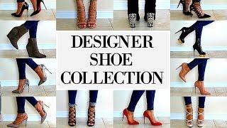 MY SHOE COLLECTION: Designer High Heels