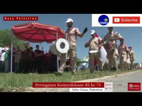 SELAMAT HARI KEMERDEKAAN INDONESIA,  HUTANG BUDI KITA KEPADA PALESTINA