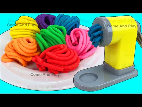 Xxx Mp4 Learn Colors With Play Doh Pasta Spaghetti Making Machine Toy Appliance And Surprise Toys 3gp Sex