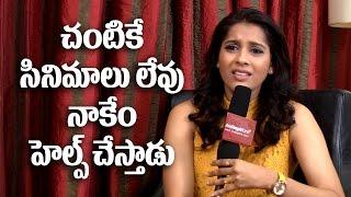 We needn't catch up with anyone on bedroom scenes : Rashmi Gautam || Thanu Vachenanta