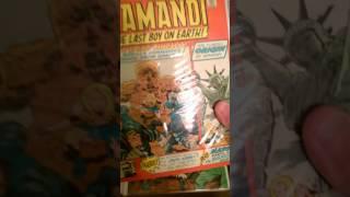 Kamandi, the Last Boy on Earth (DC, 1972-1978) LOT FOR SALE