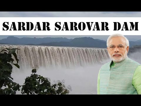 Xxx Mp4 Sardar Sarovar Dam On Narmada River In Gujarat सरदार सरोवर बांध क्या ख़ास है इस बाँध में HINDI 3gp Sex