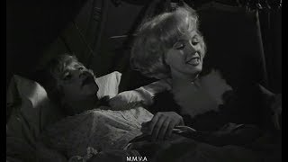 """Marilyn Monroe In """"Some Like It Hot"""" - Movie Scene, Press Party And Original Movie Trailer"""