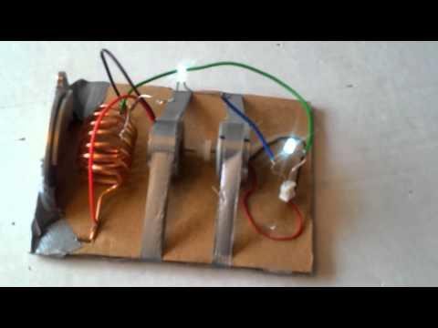Как сделать генератор свободной энергии
