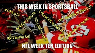 This Week in Sportsball: NFL Week Ten Edition