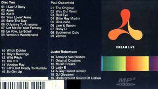 Cream Live cd2 01, 02 , 03 & 04