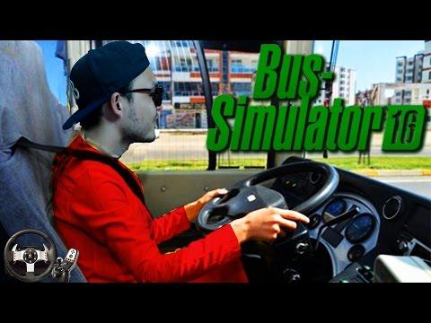 ZENGİN OTOBÜSÜ // Bus Simulator 2016 Logitech G27#10