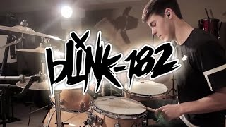 She's Out of Her Mind - Blink 182 - Drum Cover
