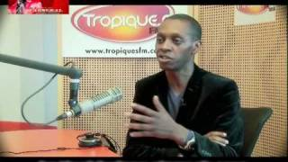 Fally Ipupa interview chez Claudy Siar (1)