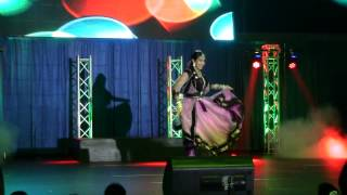 Rum Jhum Jhum Jhum - Purbasha Rahman performs at Asian Trade and cultural show.