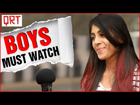Are Boys THARKI ? | Girls celebrate NO SHAVE November | Quick Reaction Team